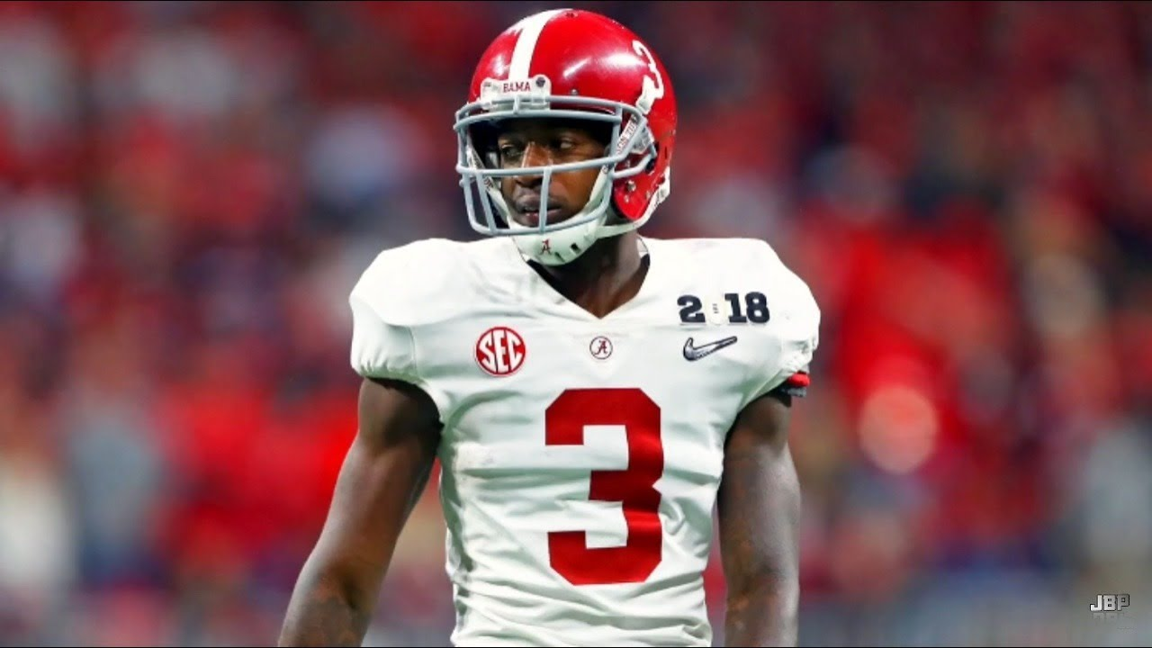 Best Route Runner In College Football Alabama Wr Calvin Ridley 2017 Highlights ᴴᴰ Youtube