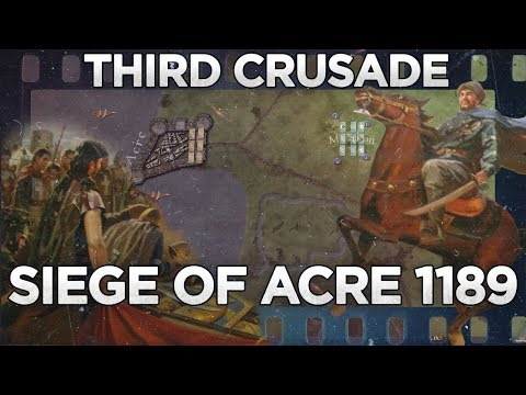Third Crusade - The Beginning - Kings And Generals DOCUMENTARY