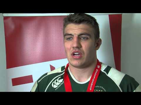 University of Exeter's Sam Skinner thrilled to lift BUCS gold after narrow win at Twickenham
