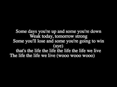 jah cure - life we live (LYRICS)