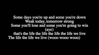 jah cure - life we live (LYRICS)