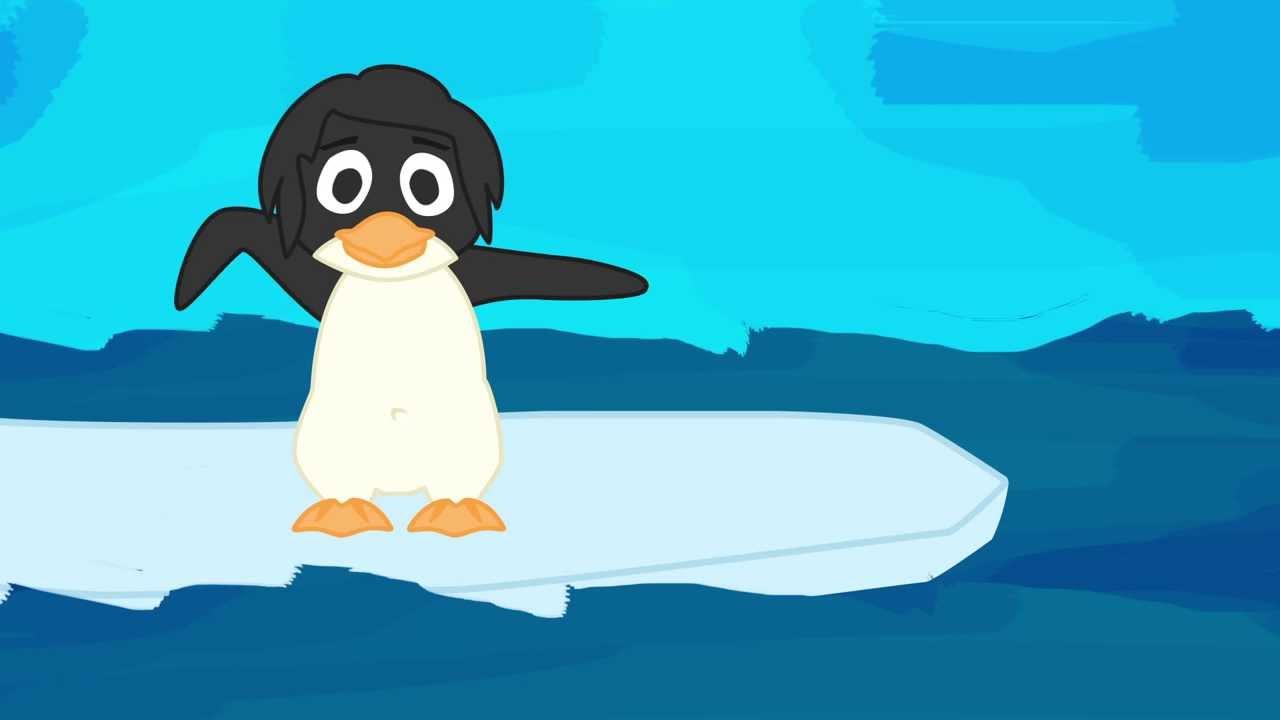 5 Kleine Pinguine