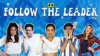 FOLLOW THE LEADER CHALLENGE | DAMNFAM |
