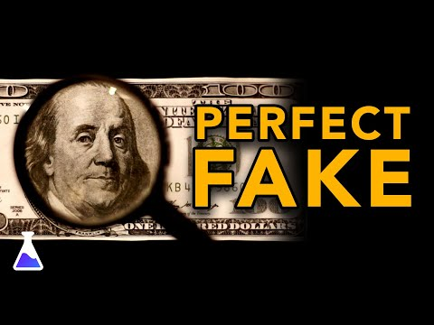 Superdollars: The Fake Cash That's Almost Impossible To Detect.