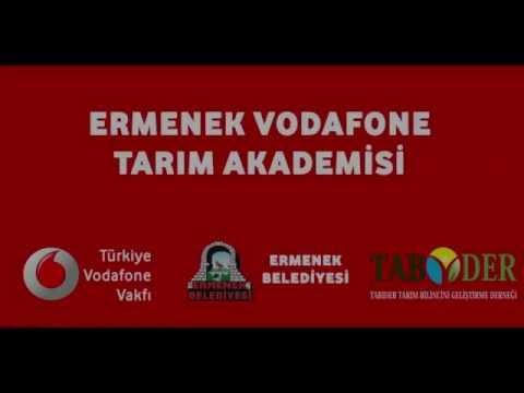 Ermenek Vodafone Tarım Akademisi