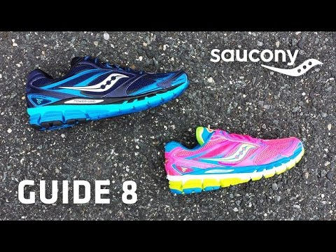 Saucony Guide 8 Vs Guide 9