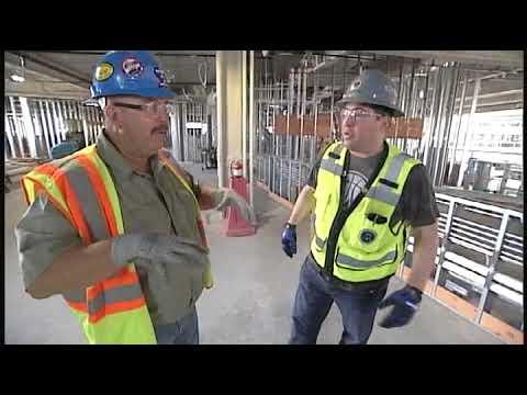 New Milwaukee Bucks Arena - Construction Tour