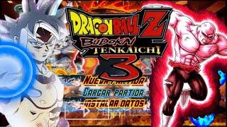 CÁCH TẢI DRAGON BALL Z TENKENCHI 3 MOD V. 3