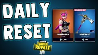 FORTNITE DAILY SKIN RESET - RIP WALLET!! Fortnite Battle Royale BRAND NEW SKIN dans la boutique d'objets