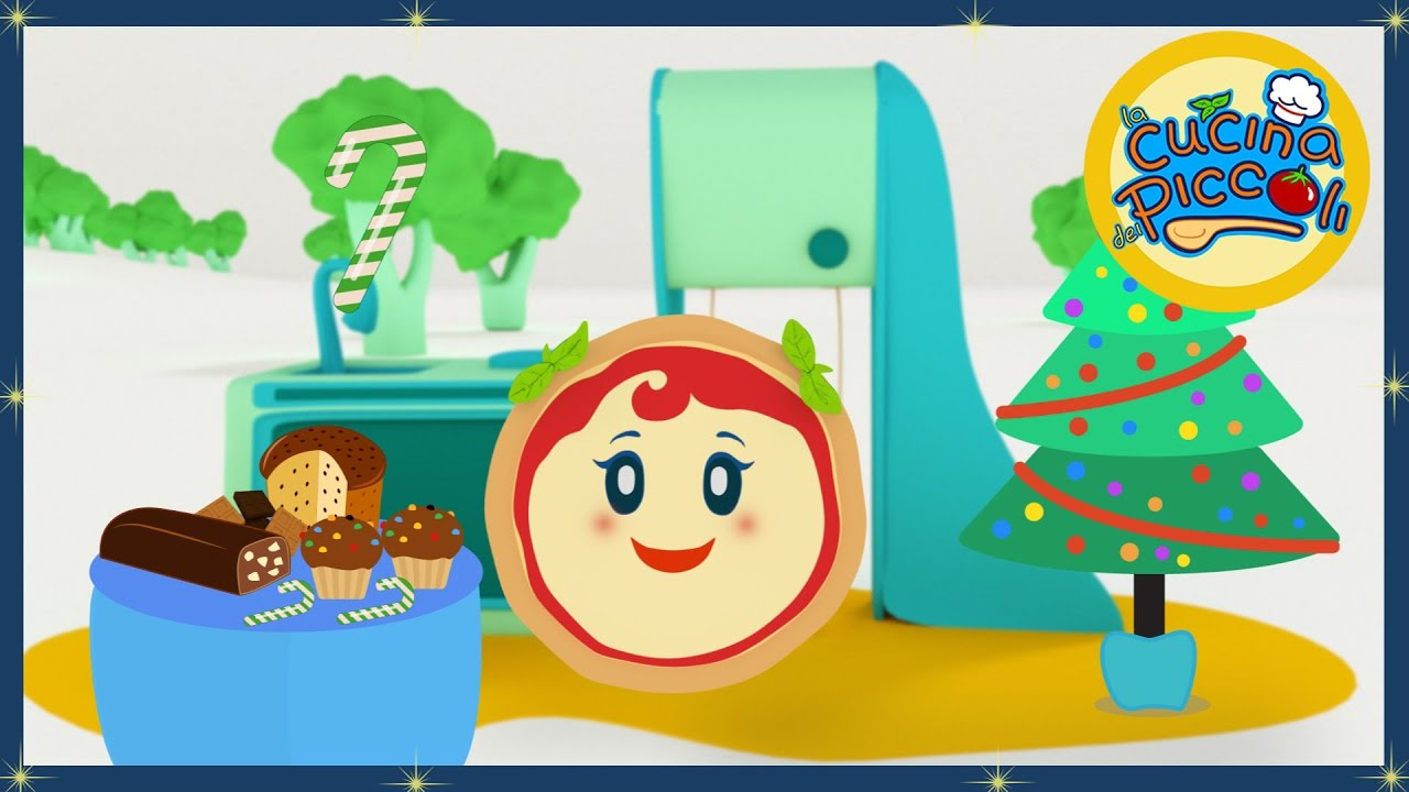 Giochi per bambini margherita ed i dolci di natale