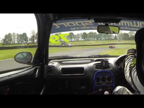 MGOC - Cadwell Park 2015 Race 2 - Adam Jackson No.79