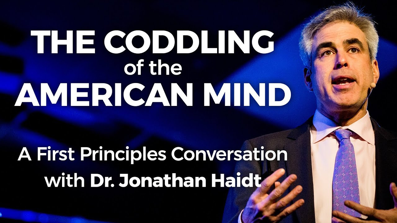 an analysis of the coddling of the american mind by greg lukianoff and jonathan haidt The coddling of the american mind how good intentions and bad ideas are setting up a generation for failure by greg lukianoff and jonathan haidt 338 pp penguin press $28.