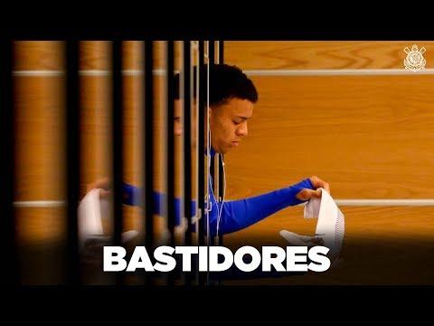 Bastidores - Corinthians 2x1 São Paulo - Copa do Brasil Sub-20