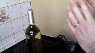 Astuce pour ouvrir une bouteille sans tire-bouchons (rapide et facile) HD