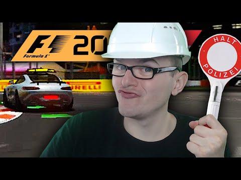 Jay fährt das SAFETY CAR | Singapur 1/2 🎮 F1 2017 #33