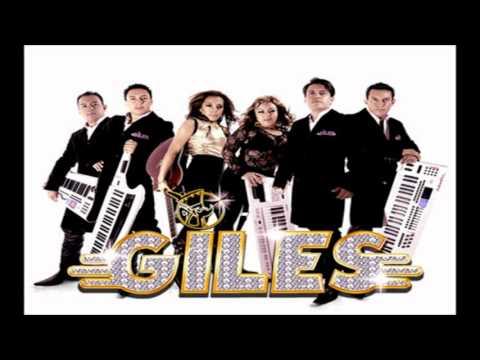 !!!NUEVO!!!!MIX DE LOS GILES 2012 ! 2 ! ( puross exitos )