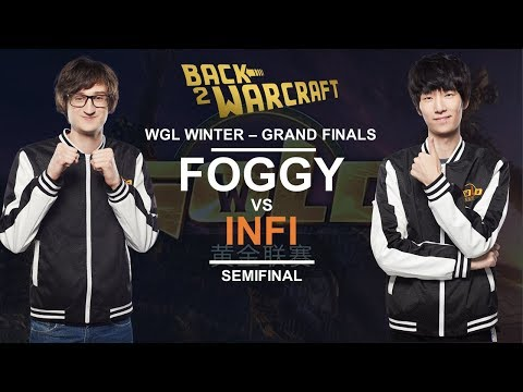 WGL:W Grand Finals 2018 - Semifinal: [N] Foggy Vs. Infi [H]