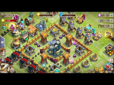 Castle Clash , Play With Pc On Windows 10-Chơi Castle Clash Trên PC
