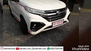 Daihatsu Solo | All New Terios R Custom