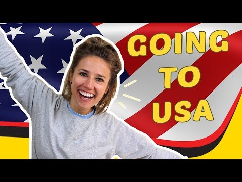 I am going to the US! (New York and Florida) + German REUNIFICATION