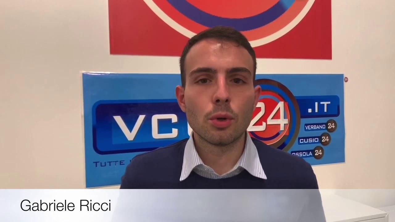 Gabriele Ricci Dimissionario segreteria Pd Domodossola