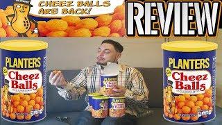 Planters Cheez Balls Review