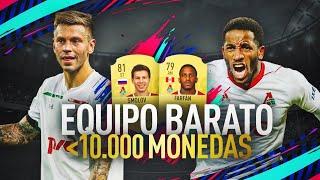 EQUIPO LIGA RUSA POR MENOS DE 10K EN DIVISION RIVALS !! | FIFA 19