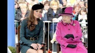 Такое не сделала бы даже Маркл! Кейт Миддлтон нарушила строгий запрет Елизаветы II