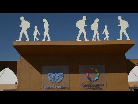 العالم يحتفل في مراكش المغربية بالذكرى الـ70 للإعلان العالمي لحقوق الإنسان…  - 13:54-2018 / 12 / 11