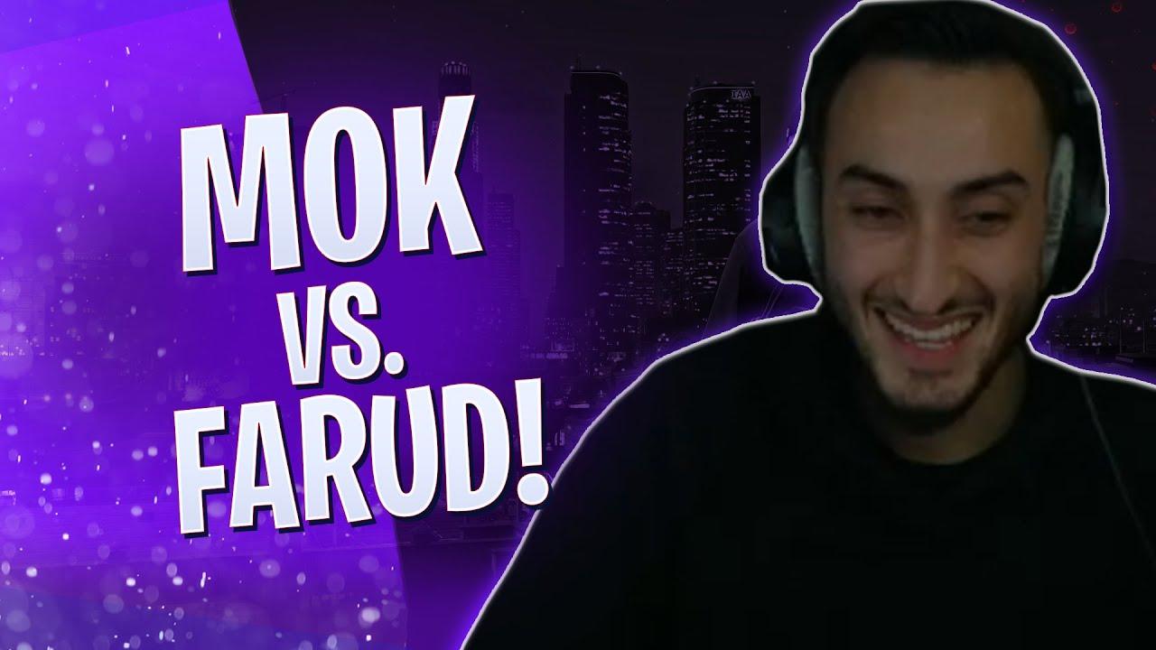 Mok vs. Farud! 😂 - AladdinTV Stream Highlights #271