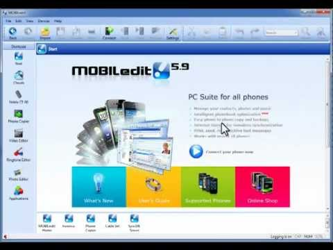 MOBILedit PC Suite For All Phones