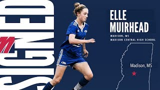 Ole Miss Soccer: Signing Day 2019 - Ellie Muirhead