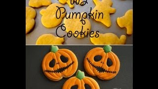 Puffy Pumpkin Cookies Recipe With Sweetambscookies