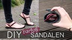 Sandalen Blinker