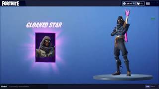 *NEW NINJA SKIN CLOAKED STAR! DAILY ITEM SHOP 24TH SEPTEMBER | FORTNITE BATTLE ROYALE !