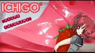 "ICHIGO STROBERI SLIME TUTORIAL WITHOUT BORAX & WITH BORAX ""SUPER GLOSSY"" - BHS INDONESIA"