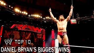 Daniel Bryan's Biggest Wins - WWE Top 10
