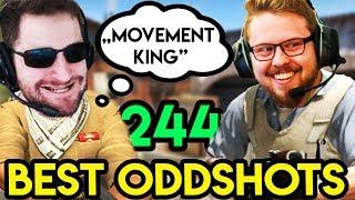 jasonR MOVEMENT KING ! COLORBLIND CLUTCH - BEST ODDSHOTS #244 CS:GO (+giveaway)