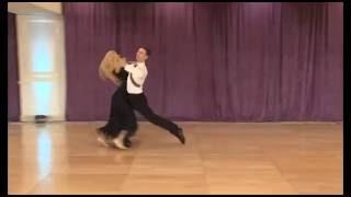 International Style Viennese Waltz Technique By Arunas Bizokas And Katusha Demidova