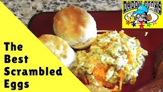 The Best Scrambled Eggs In The World!