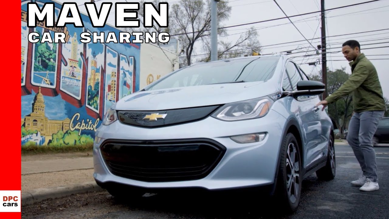 Maven First All Electric Fleet Of Shared Vehicles Launched In Austin