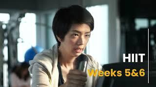 HIIT Prescription - Week 5/6 (Control)
