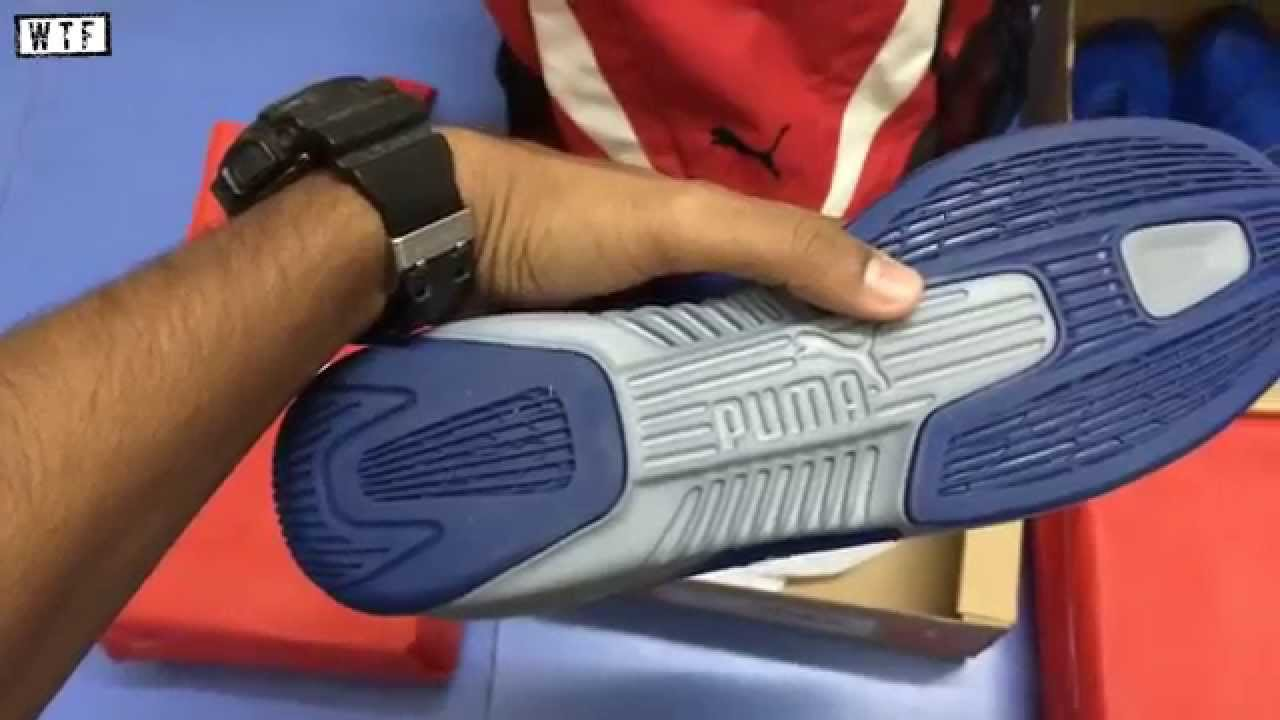 2b53ee93c01040 Puma Future cat M1 SF   Valorosso LO SF WEBCAGE STEEL Ferrari Sneakers  Unboxing