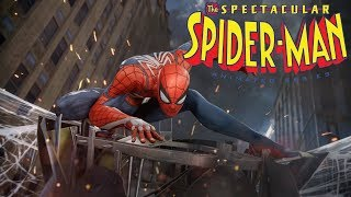 Spectacular Spider-Man PS4 Music Video