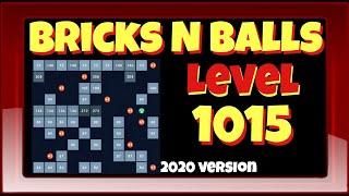 Bricks N Balls Level 1000 +        No Power-Ups  2021 Version screenshot 3