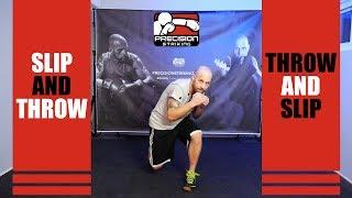 Slip After You Punch | Peekaboo Tactics