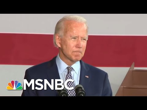 Is Biden Channeling Bush II With 'Restore Decency' Mantra? | Morning Joe | MSNBC
