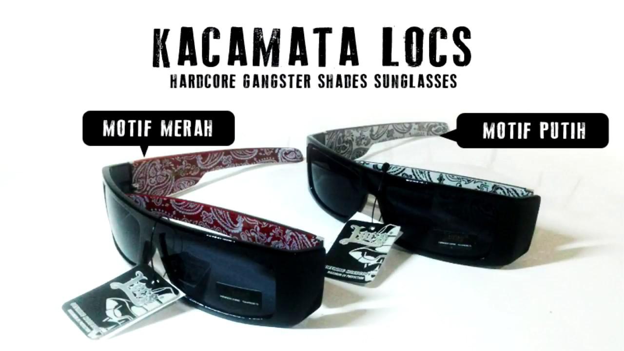 fd6043595b7 Kacamata LOCS Mens Hardcore - YouTube