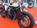 Custom Cafe Racer Honda CB 650 Modification