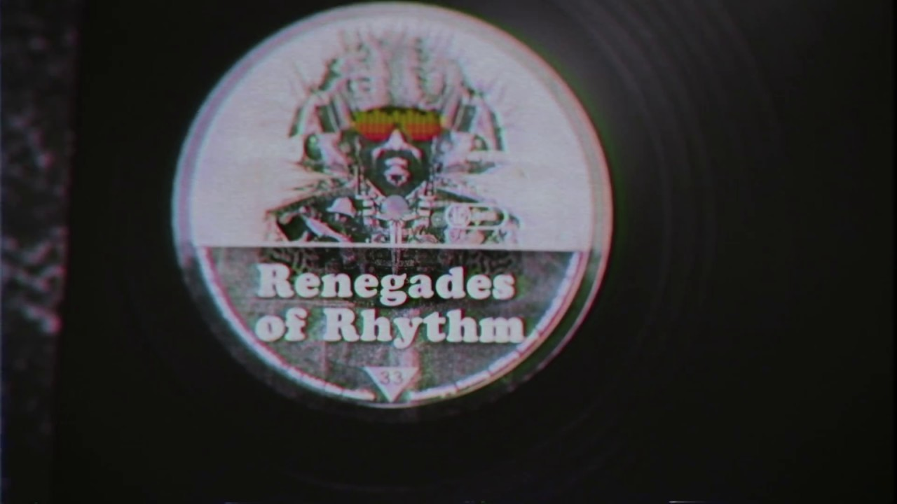 DJ Shadow & Cut Chemist - Renegades of Rhythm